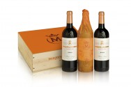 Reserva 3 Bottle Wooden Box