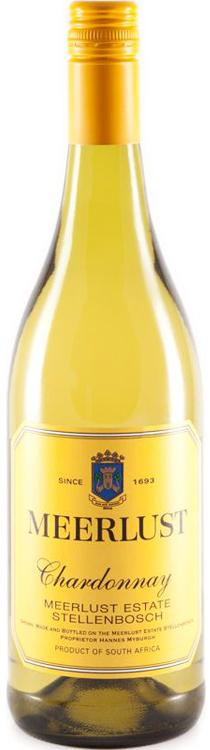Meerlust Chardonnay 2012 — Meerlust Estate