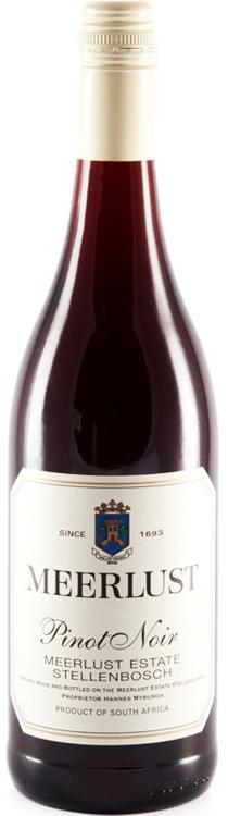 Meerlust Pinot Noir 2013 — Meerlust Estate