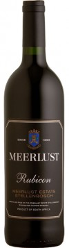 'Rubicon' 2009 — Meerlust Estate