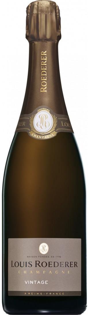 Louis Roederer Brut Vintage 2007 — Champagne Louis Roederer