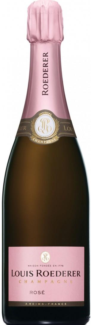 Louis Roederer Rosé Vintage 2009 — Champagne Louis Roederer