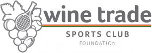 We support Wine trade sports club