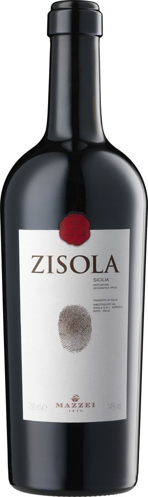 Zisola Nero d'Avola 2011 — Zisola