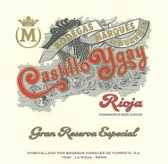 Castillo Ygay Label NV