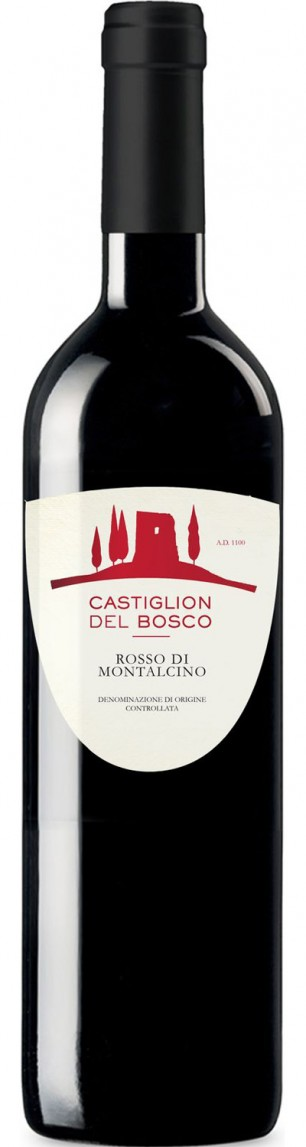 Castiglion del Bosco Rosso di Montalcino DOC 2012 — Castiglion del Bosco