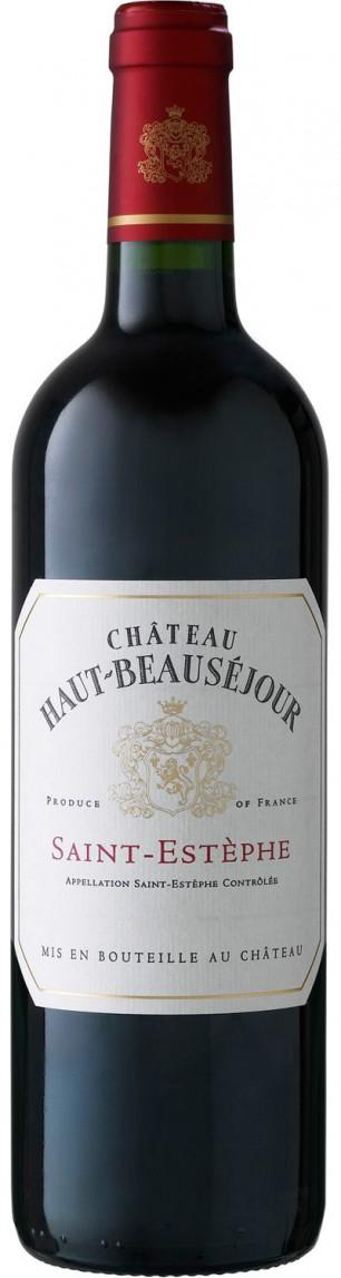 Château Haut-Beauséjour 2013 — Château Haut-Beauséjour