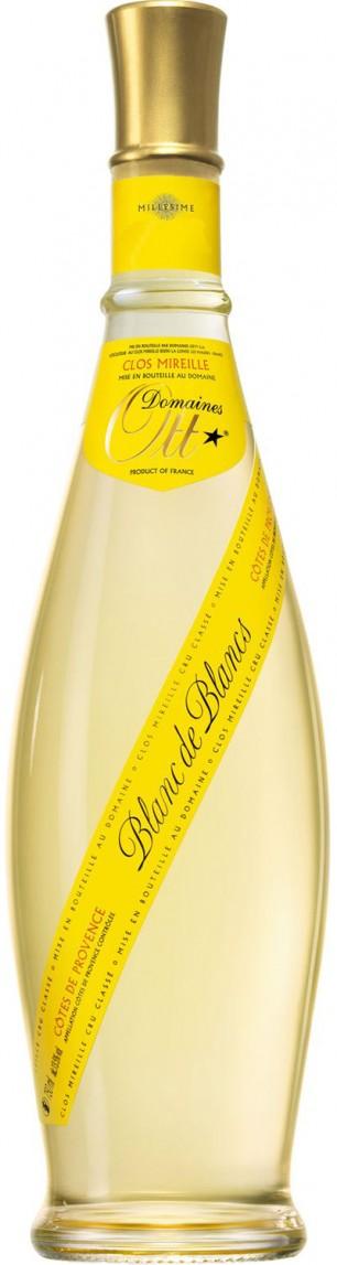Domaines Ott Clos Mireille Blanc de Blancs Côtes de Provence 2012 — Domaines Ott
