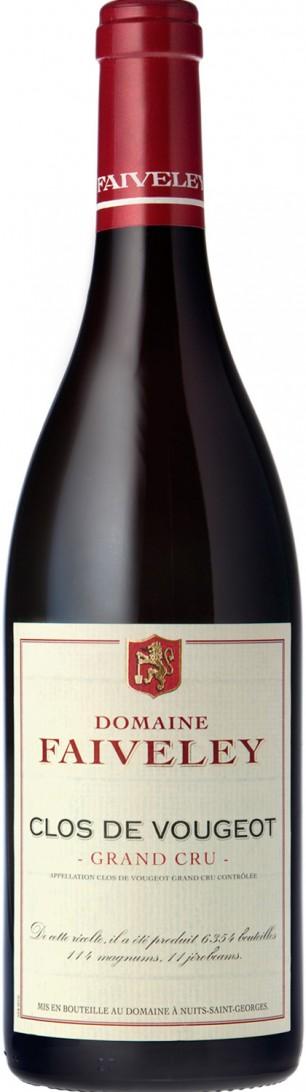 Clos-de-Vougeot Domaine Faiveley 2001 — Domaine Faiveley