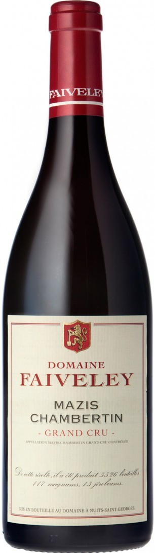 Mazis-Chambertin Domaine Faiveley 2007 — Domaine Faiveley