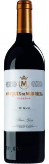 Reserva 2012 — Marqués de Murrieta
