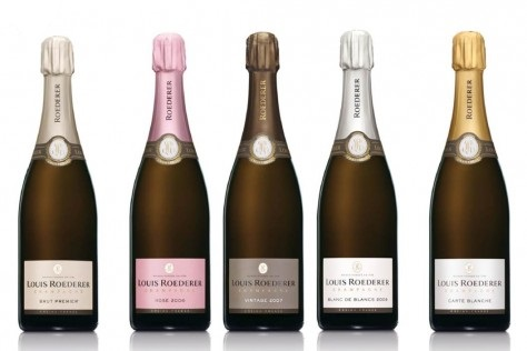 Roederer shows off new livery