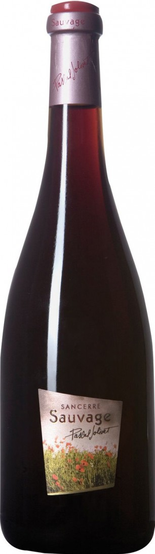 Pascal Jolivet Sancerre Rouge 'Sauvage' 2012 — Pascal Jolivet