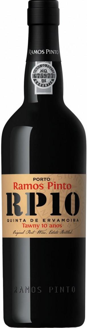 Ramos Pinto Quinta de Ervamoira, 10 Year Old Tawny — Ramos Pinto