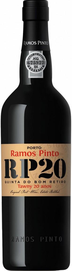 Ramos Pinto Quinta do Bom Retiro, 20 Year Old Tawny — Ramos Pinto