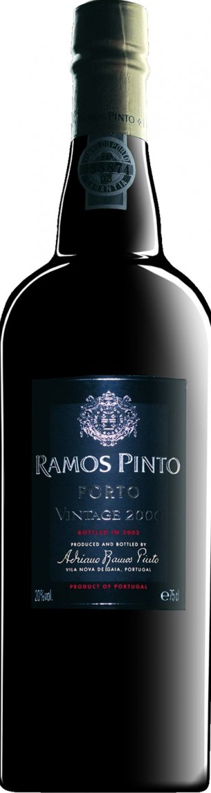 Ramos Pinto Vintage Port 2000 — Ramos Pinto