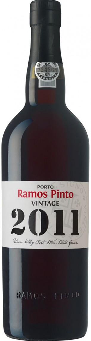 Ramos Pinto Vintage Port 2011 — Ramos Pinto