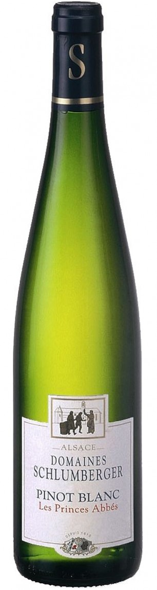 Domaines Schlumberger Pinot Blanc 'Les Princes Abbes' 2013 — Domaines Schlumberger