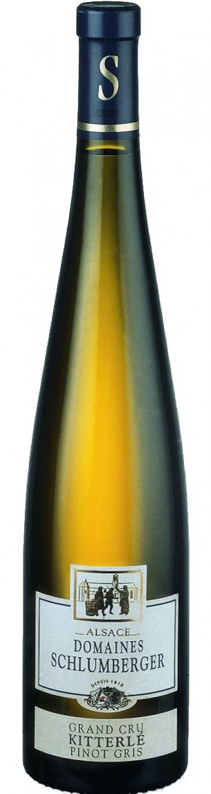 Domaines Schlumberger Pinot Gris Grand Cru 'Kitterlé' 2007 — Domaines Schlumberger