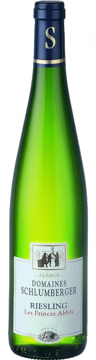 Domaines Schlumberger Riesling 'Les Princes Abbes' 2013 — Domaines Schlumberger