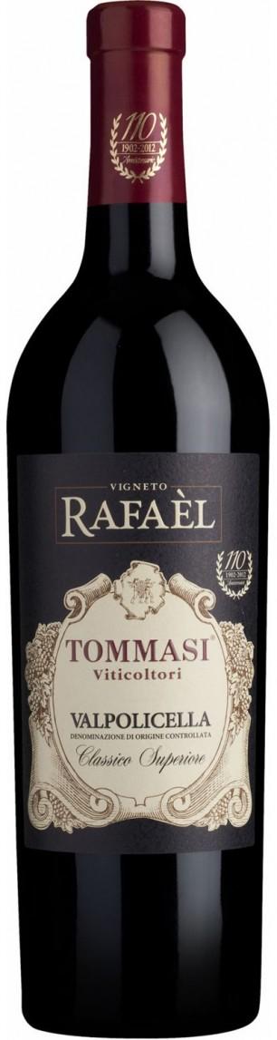Tommasi 'Rafael' Valpolicella Classico Superiore 2012 — Tommasi