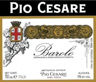 Pio Cesare Barolo Masterclass