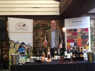 MMD at Soho House Wine Fair 2014