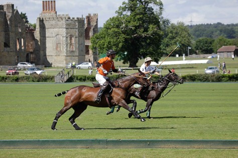 Louis Roederer partners with Cowdray Park Polo