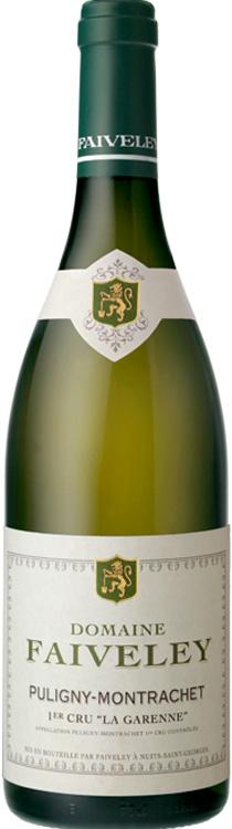 """Puligny-Montrachet """"La Garenne"""" 2011 — Domaine Faiveley"""