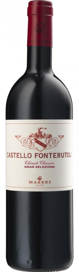 Castello Fonterutoli Chianti Classico Gran Selezione 2013 — Castello di Fonterutoli