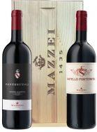 Chianti Classico 2013 & Chianti Classico Gran Selezione 2011 Two Bottle Gift Pack
