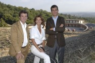 Filippo, Agnese and Francesco