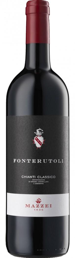 Castello Fonterutoli Chianti Classico 2015 — Castello di Fonterutoli