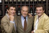 Francesco, Lapo and Filippo Mazzei