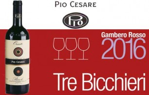 Pio Cesare Barolo Ornato 2011 received the Tre Bicchieri 2016 award
