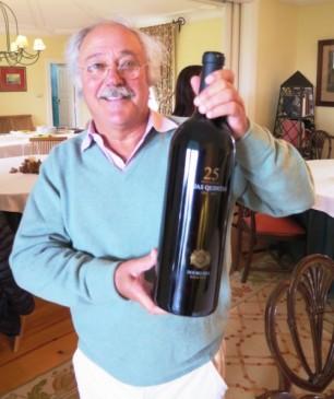 Duas Quintas 25th Anniversary Vertical Tasting