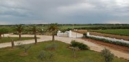 The Masseria panoramic view