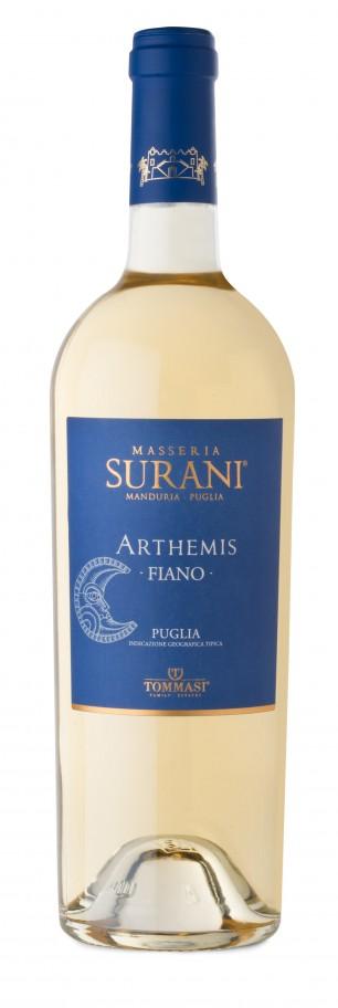 Arthemis Fiano Puglia IGT 2016 — Masseria Surani