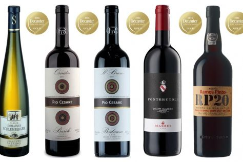 Five Gold Medals for MMD at the DWWA