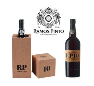 10YO Tawny Port receive Special Design Commendation