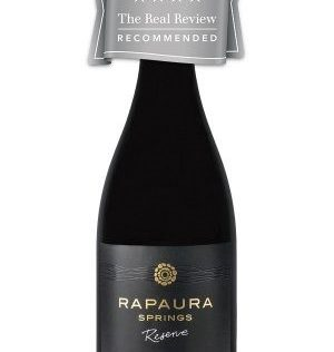 "Rapaura Springs Reserve Pinot Noir is ""Buy of the Week"""