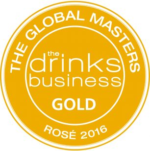 By. Ott wins Gold in the Rosé Masters
