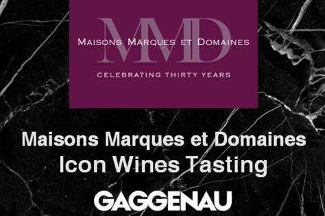 MMD´s Icon Tasting at Gaggenau