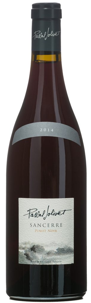 Pascal Jolivet Sancerre Rouge 2014 — Pascal Jolivet