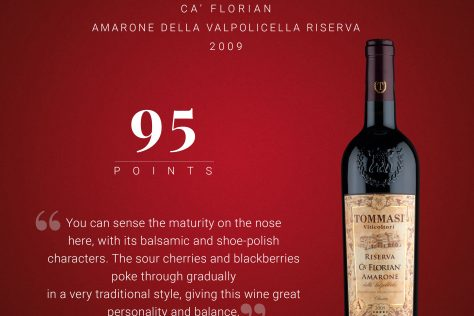 Ca' Florian scores 95 Points!