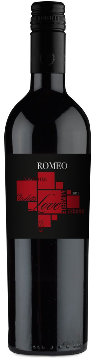 Tommasi 'Romeo' Rosso IGT 2016 — Tommasi