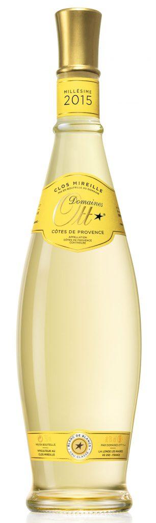 Domaines Ott Clos Mireille Blanc de Blancs Côtes de Provence 2015 — Domaines Ott