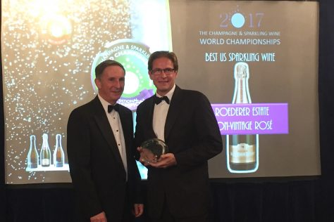 Louis Roederer claims multiple victories at The Champagne and Sparkling Wine World Championships