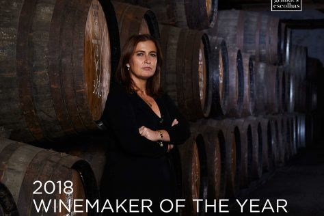 Ana Rosas is Winemaker of the Year 2018!