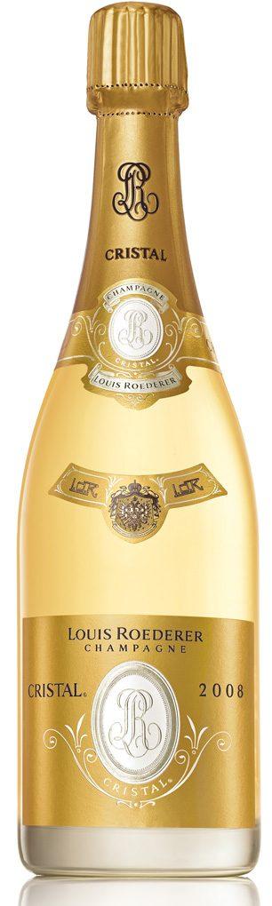 Louis Roederer Cristal Brut 2008 — Champagne Louis Roederer